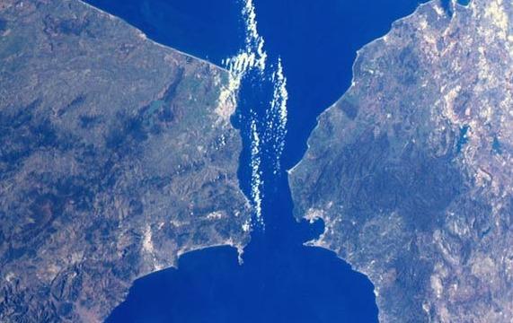 Dünyanın meşhur su kanalı ve boğazları