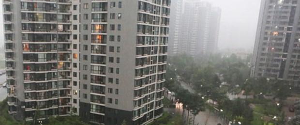 Çin tayfun için 158 bin kişiyi tahliye etti