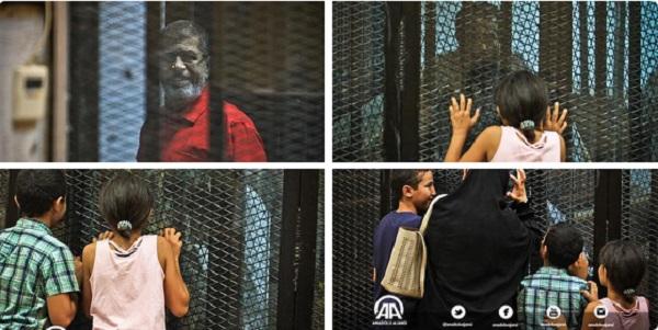 Mısır'da sanıklar ve yakınlarına kafesli işkence