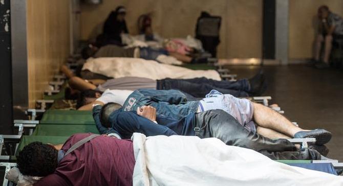 Almanya'dan 90 bin mülteciye giriş yasağı