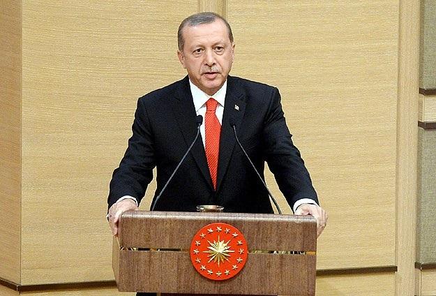 Erdoğan'dan Almanya'ya Zekeriya Öz resti
