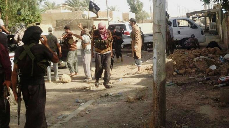 IŞİD iki kasabayı geri aldı