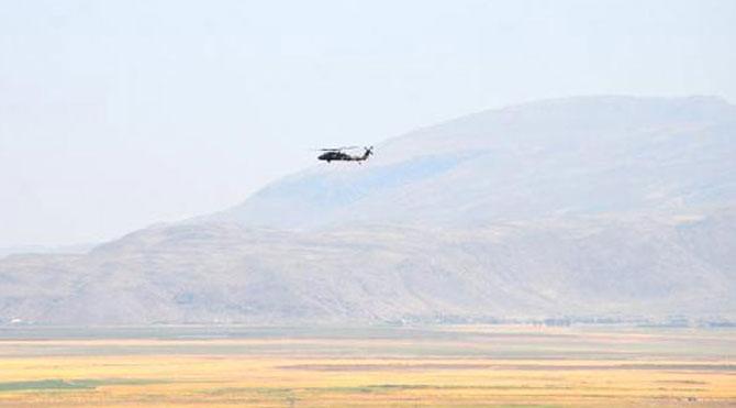 Ağrı'da 7, Bingöl'de 2 PKK'lı öldürüldü