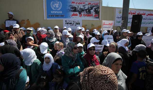 BM'den Filistin'e kış yardımı çağrısı