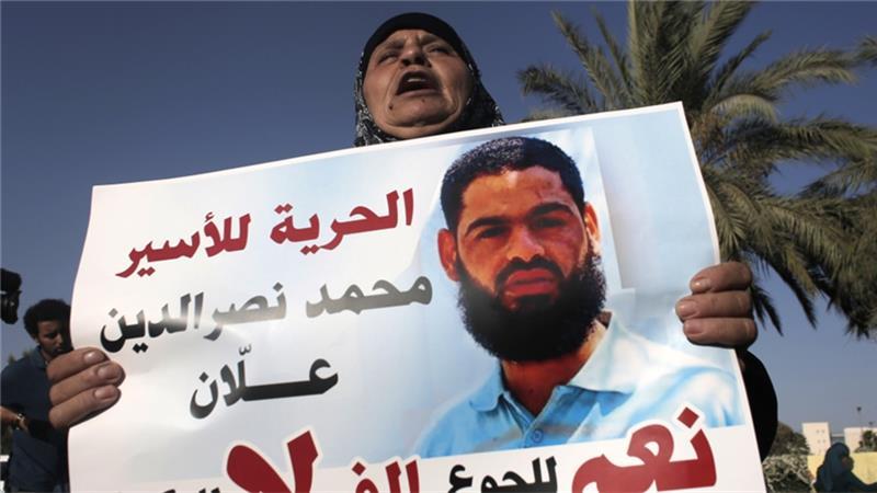 Açlık grevindeki Filistinli komaya girdi
