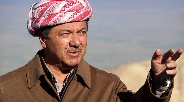 Mesut Barzani'nin Ankara'daki ilk durağı MİT