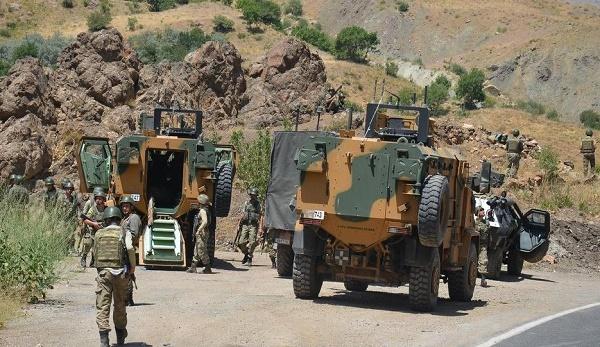 Genelkurmay: Dağlıca'da 3 asker şehit oldu