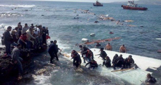 Akdenizde bir göçmen faciası daha; 40 ölü