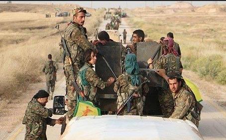 PKK/YPG'den Esad'a destek birliği
