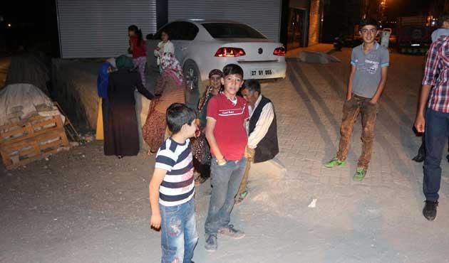 Ağrı'da 4 büyüklüğündeki deprem korkuttu