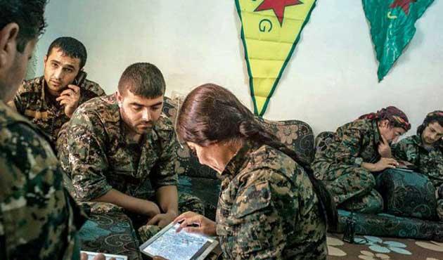 Ankara: IŞİD'e karşı PYD'ye istihbarat vermeyiz