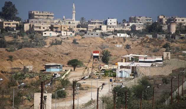 Refah - Mısır arasında otobüsten 4 Filistinli kaçırıldı