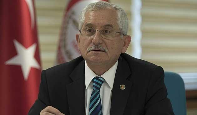 YSK Başkanı sızıntı için adres verdi; siyasi partiler
