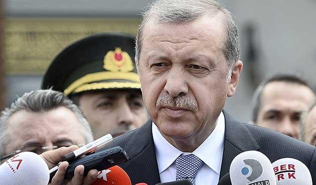 Cenazede Erdoğan'a hakarete iki tutuklama