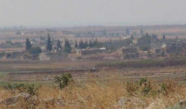 Kilis'te askeri yasak bölgede 14 kişi yakalandı