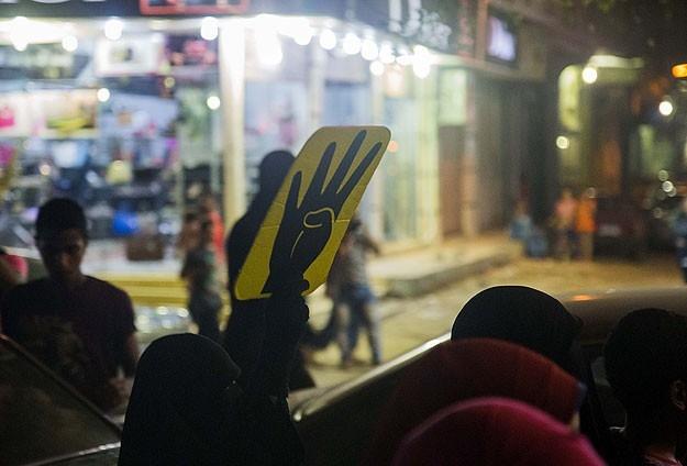 Mısır'da darbe karşıtı protestolar