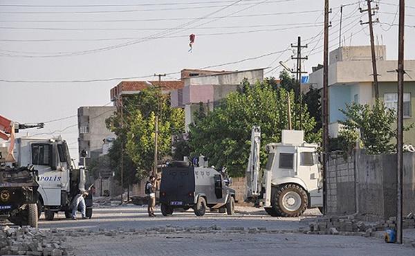 Nusaybin'de şiddetli çatışmalar: Bir PKK'lı öldürüldü