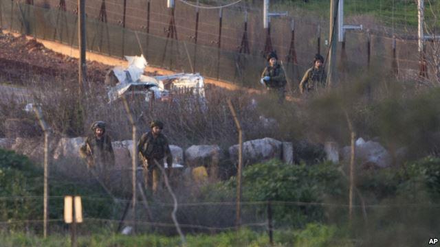 İsrail, Lübnan sınırına keşif sistemi kurdu