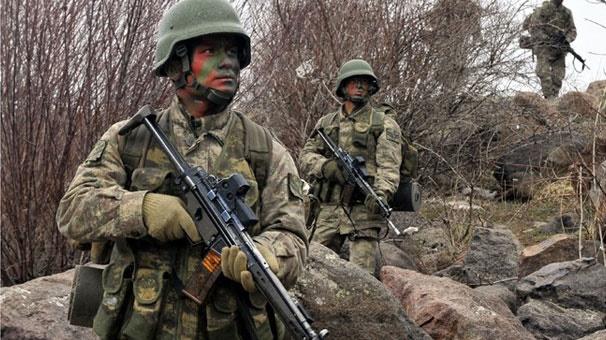 Cizre'ye SAS komandosu takviyesi