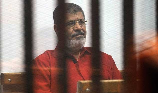 Katar'dan Mursi'nin mahkumiyetine tepki