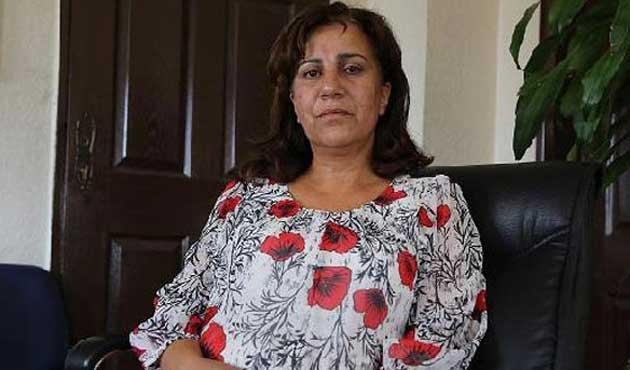 DBP Diyarbakır Eşbaşkanı gözaltında