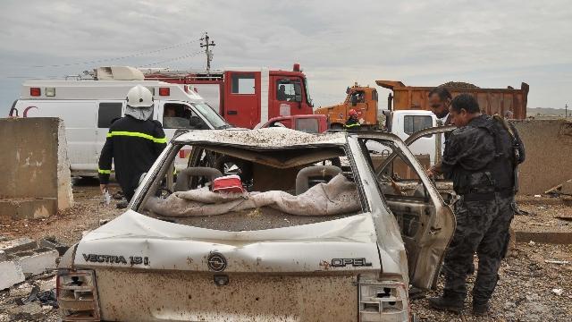 Irak'ta intihar saldırı: 3 polis öldü