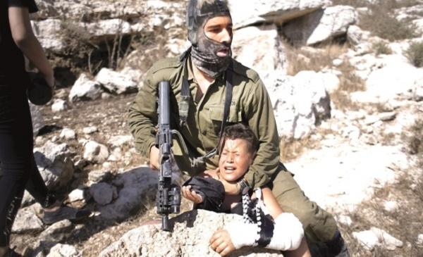 İsrail vahşeti fotoğraf karelerinde