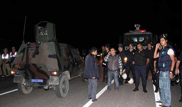 Yaralı PKK'lıya üç kez linç girişimi