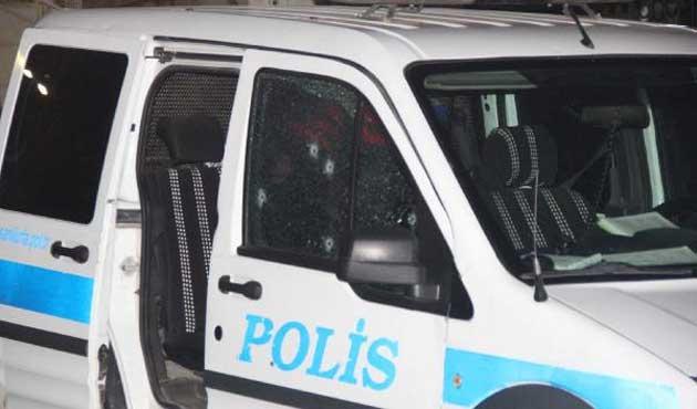 Şanlıurfa Valiliği: Saldırıda iki polis şehit oldu