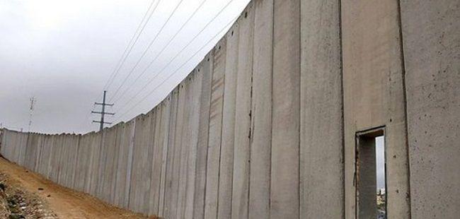 İsrail'den bir duvar daha