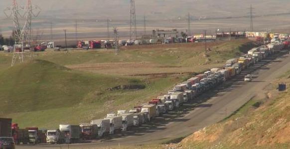 Cizre'deki çatışmalar 'İpek Yolu'nu vurdu