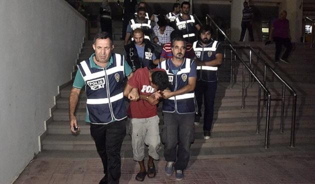 Edirne'de 300 kaçak yakalandı