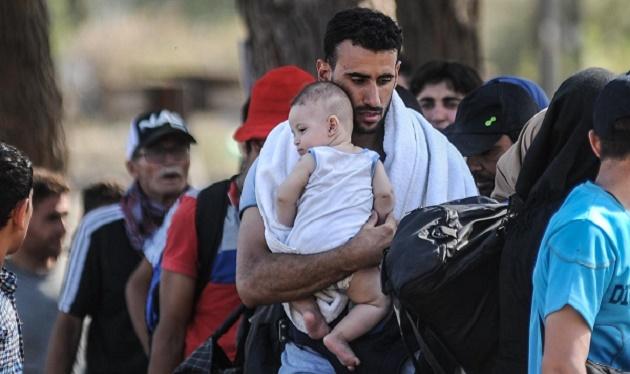 Almanya'ya ulaşan göçmen sayısı 13 bini buldu