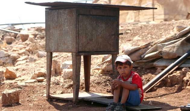İsrail 17 bin Filistinlinin evini yıkmayı planlıyor