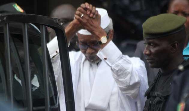 Çad eski liderini Avrupa desteklemiş