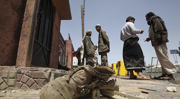 Suudi Arabistan-Yemen sınırında saldırı