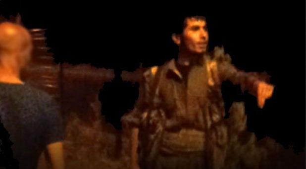 Vatandaşlar yol kesen PKK'yla tartıştı | VIDEO