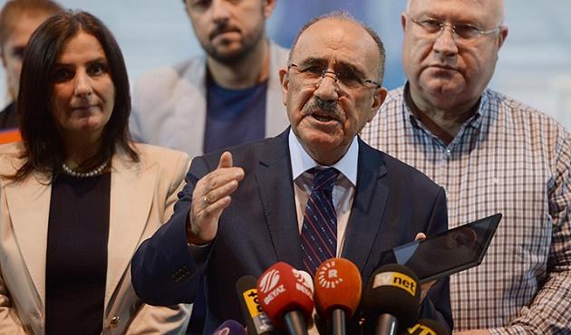Atalay: HDP sürece ihanet etti