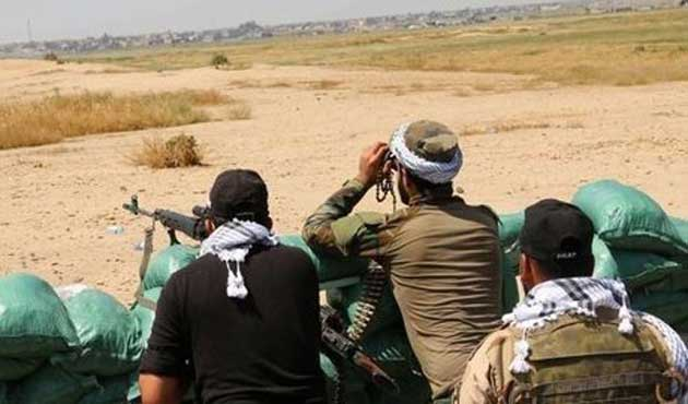 IŞİD'le savaşta bin 300 peşmerge öldü