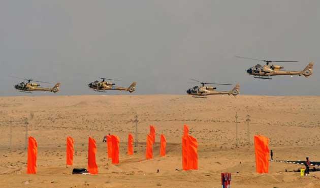 Mısır'dan Sina'da yeni operasyonlar