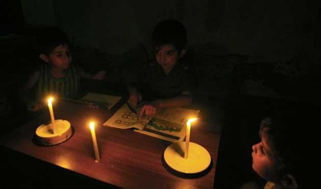 Gazze'de beş gün elektrik üretilemeyecek