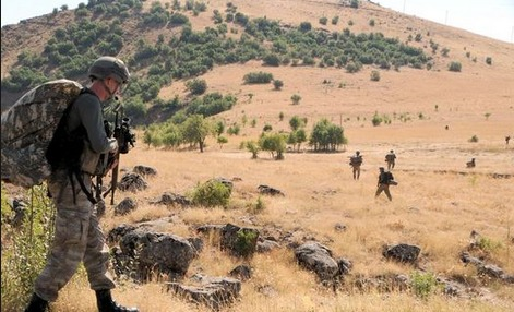 Tunceli'de üç PKK'lı cesedi bulundu
