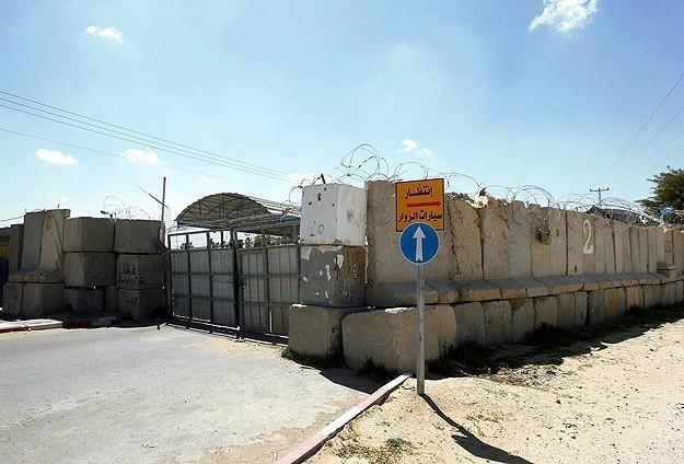 İsrail'den Gazzeli tüccarlara engel