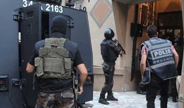 Şanlıurfa'da KCK operasyonu; 24 gözaltı