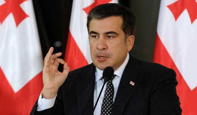 Ukraynalılar Saakaşvili'yi istemiyor