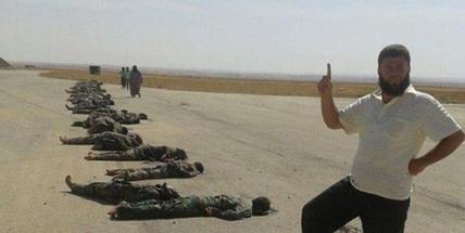El Nusra rehin Suriye askerlerini öldürdü