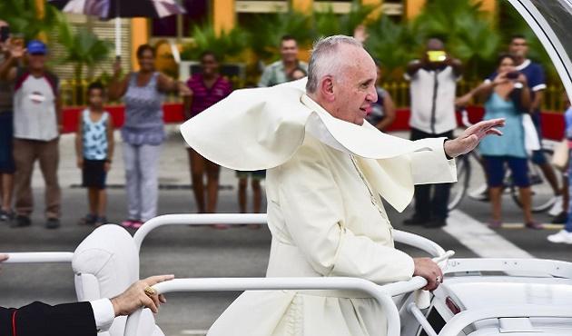 Papa: Bunlar 3. Dünya Savaşı'nın bir parçası