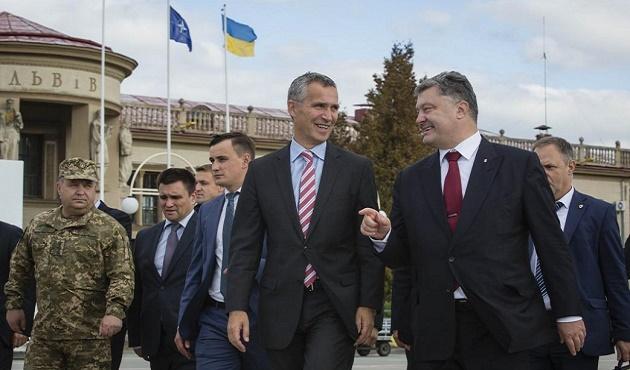 NATO, Donbass'taki seçimleri tanımayacak