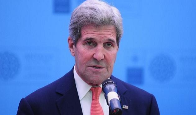 Kerry: Suriye'de ateşkes için BM ile anlaştık
