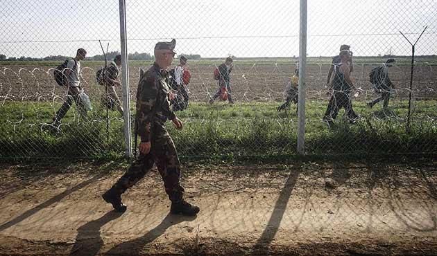 Avusturya: Slovenya daha fazla sığınmacı alamaz
